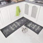 Küche Teppich Kche Wandtattoo U Form Mit Theke Hochglanz Einbauküche Ohne Kühlschrank Ausstellungsstück Treteimer Kräutertopf Essplatz Bodenbelag Wohnzimmer Küche Teppich