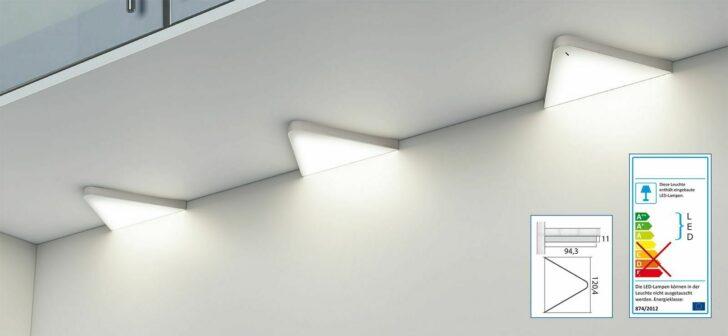 Medium Size of Unterbauleuchten Küche Flchen Led Dreiecklampe Unterbauleuchte Kche 2x5 W Helligkeit Deckenleuchten Anthrazit Holzbrett Holz Weiß Ikea Kosten Betonoptik Wohnzimmer Unterbauleuchten Küche