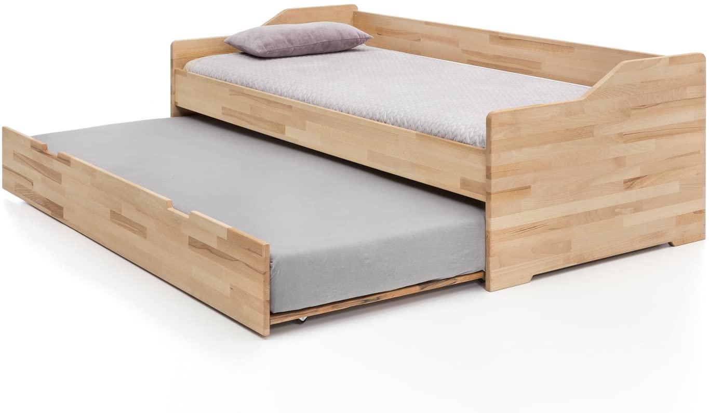 Full Size of Ausziehbare Doppelbettcouch Ausziehbares Doppelbett Ikea Bett Wohnzimmer Ausziehbares Doppelbett