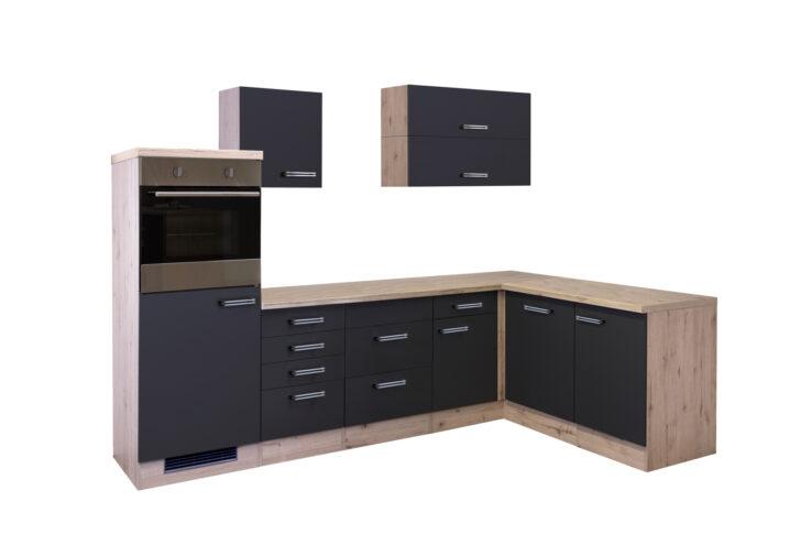 Medium Size of Winkelkche Risento Anthrazit San Remo Eiche 280x170 Cm Küche Landhaus Ohne Elektrogeräte Ikea Kosten Was Kostet Eine Tapete Modern Abluftventilator Wohnzimmer Küche Arbeitsplatte Anthrazit