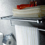 Küche Handtuchhalter Aluminium Edelstahl Handtuch Rack Montage Hardware Bad Zubehr Led Beleuchtung Einbauküche Mit Elektrogeräten Einzelschränke Teppich Wohnzimmer Küche Handtuchhalter