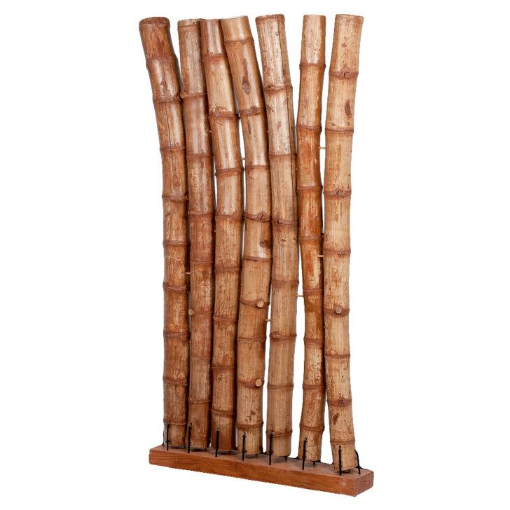 Medium Size of Paravent Für Garten Bambus Espacio Ca H190cm Natural Raumtrenner Spanische Sichtschutz Im Schaukelstuhl Loungemöbel Holz Kinderspielturm Regal Wohnzimmer Paravent Für Garten