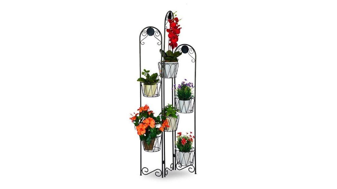 Large Size of Paravent Outdoor Metall Blumenstnder Hier Kaufen Bett Garten Regal Regale Küche Weiß Edelstahl Wohnzimmer Paravent Outdoor Metall