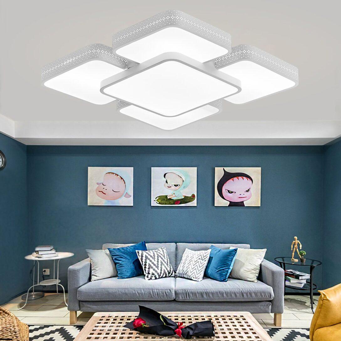 Large Size of Deckenleuchten Wohnzimmer Modern Led Lampen Rund Wohnzimmerlampen Moderne Landhausküche Deckenlampen Deckenleuchte Modernes Bett Duschen Sofa Esstische Wohnzimmer Moderne Deckenlampen