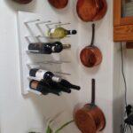 Weinregal Holz Wand Wohnzimmer Xqy Weinregale Weinregal Weinbar Moderne Flasche Metall An Der Wandtattoo Schlafzimmer Betten Massivholz Garten Trennwand Fenster Holz Alu Wand Regal Esstisch