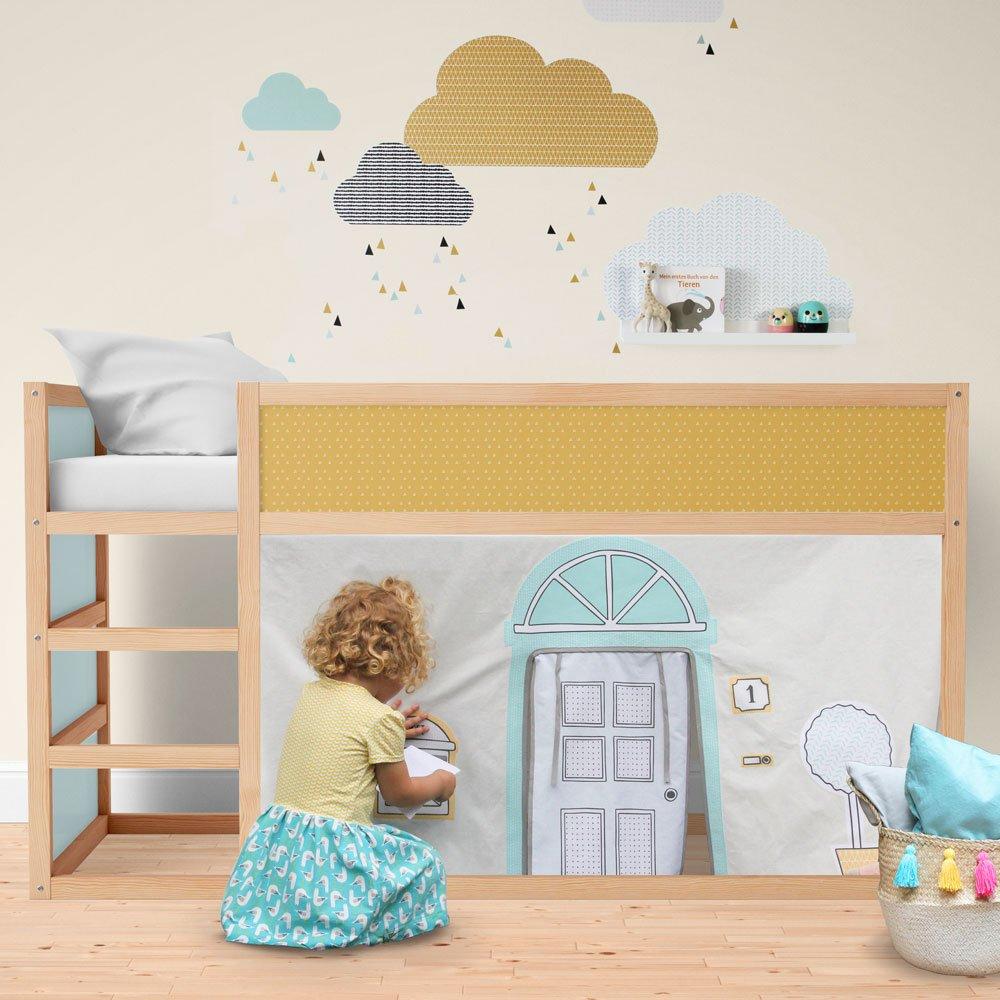 Full Size of Hausbett Kinder Ikea Hack Kinderbett Haus Kura 90x200 Besten Ideen Zum Schlafen Unterm Dach Spielküche Modulküche Kinderspielhaus Garten Wohnzimmer Hausbett Kinder Ikea