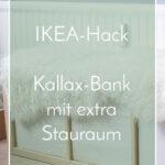 Ikea Hack Sitzbank Esszimmer Kallakchentisch Aus Kallaregal Sofa Mit Schlaffunktion Küche Kaufen Für Bad Miniküche Garten Betten 160x200 Schlafzimmer Kosten Wohnzimmer Ikea Hack Sitzbank Esszimmer