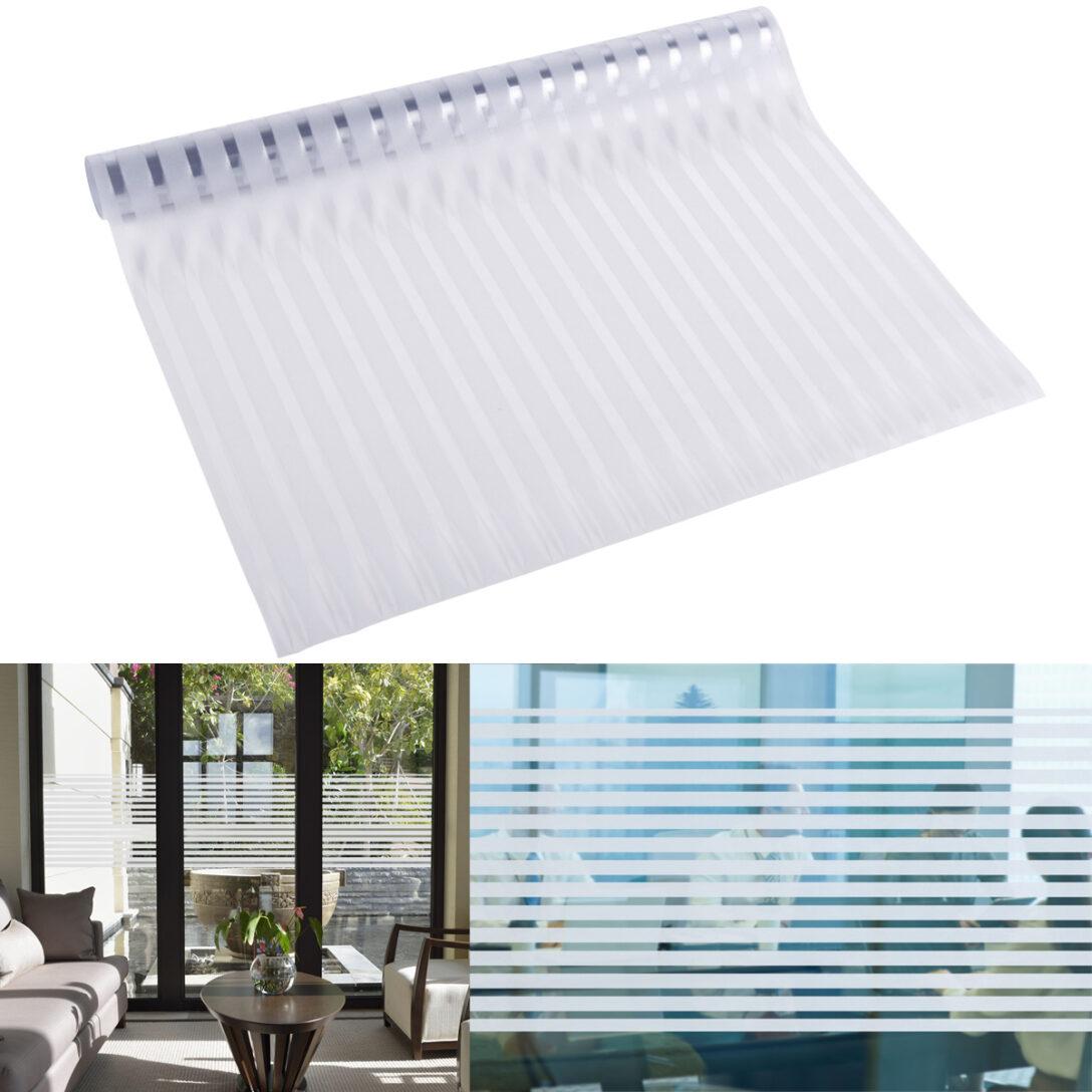 Large Size of Fensterfolie Blickdicht Linien Selbstklebend Milchglasfolie Wohnzimmer Fensterfolie Blickdicht