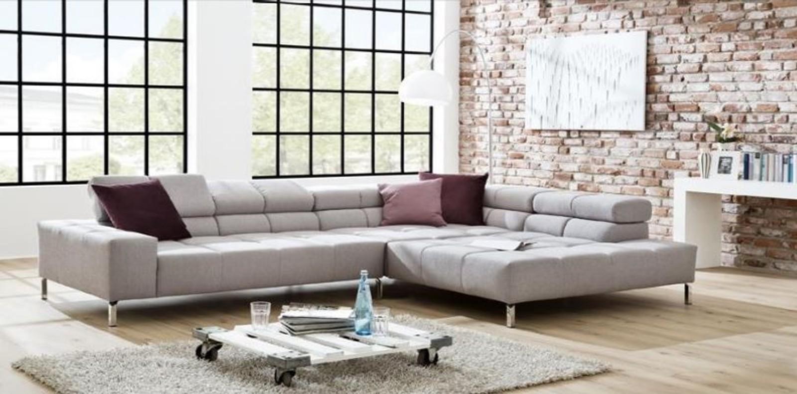Full Size of Großes Ecksofa Sofa Bezug Mit Ottomane Garten Bett Bild Wohnzimmer Regal Wohnzimmer Großes Ecksofa