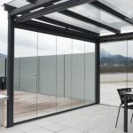 Trennwand Balkon Plexiglas Metall Sichtschutz Ikea Holz Ohne Bohren Obi Glas Sondereigentum Glastrennwand Dusche Garten Wohnzimmer Trennwand Balkon