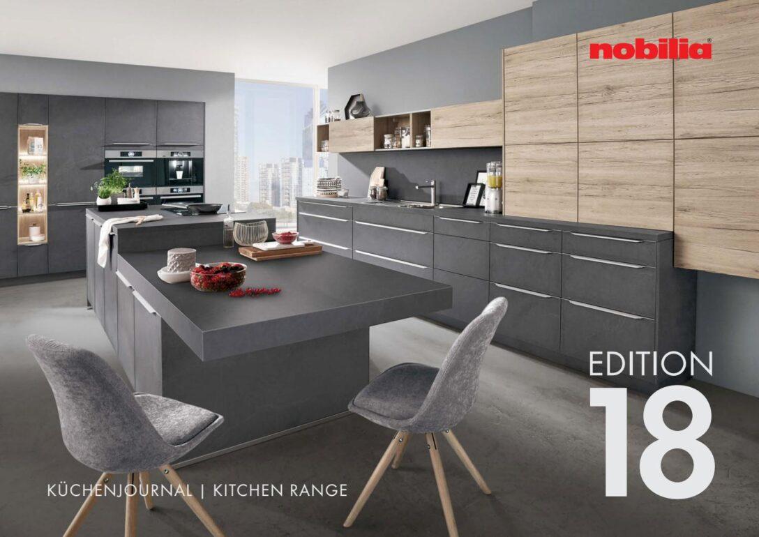 Large Size of Nobilia Eckschrank Katalog 2017 2018 By Perspektive Werbeagentur Küche Schlafzimmer Einbauküche Bad Wohnzimmer Nobilia Eckschrank