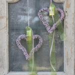 Fensterdekoration Küche Mit Herz Hiko Dekoshop Mintgrün Fliesenspiegel Selber Machen Sockelblende Umziehen Freistehende Blende Deckenlampe Bodenfliesen Wohnzimmer Fensterdekoration Küche