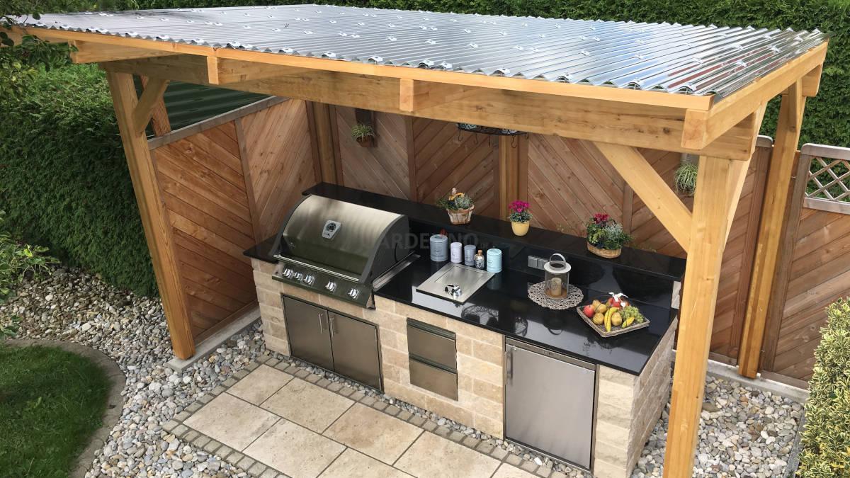 Full Size of Outdoor Kche Ein Ratgeber Mobile Küche Wohnzimmer Mobile Outdoorküche