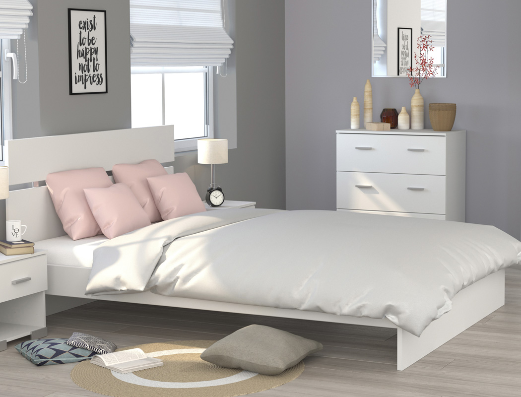Full Size of Schlafzimmer Komplett 160x200 Bett Set Doppelbett Galeno Wei Ehebett Bettgestell Betten Bei Ikea Bettwäsche Sprüche 120 Cm Breit Mit Aufbewahrung Schubladen Wohnzimmer Schlafzimmer Komplett 160x200 Bett