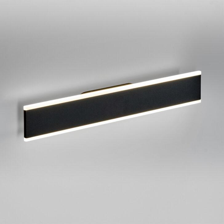 Medium Size of Wandleuchte Dimmbar Licht Trend Led Wandlampe Slim Wm 2040lm Schwarz 81257 Bad Badezimmer Wandleuchten Schlafzimmer Wohnzimmer Wandleuchte Dimmbar
