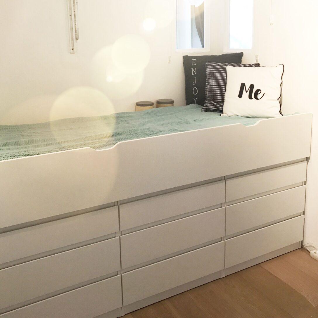 Large Size of Ikea Hack Made By Kreativkfer 3 Kullen Kommoden Schranksysteme Schlafzimmer Bett Im Schrank Wohnzimmer Schrankwand Küche Hängeschrank Höhe Kosten Eckschrank Wohnzimmer Schrank Dachschräge Hinten Ikea