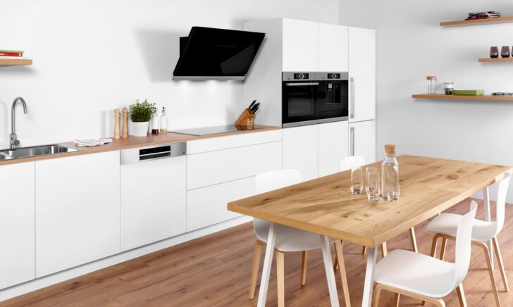 Medium Size of Freistehende Küchen Kche Planen Und Geschirrspler Richtig Platzieren Bosch Küche Regal Wohnzimmer Freistehende Küchen