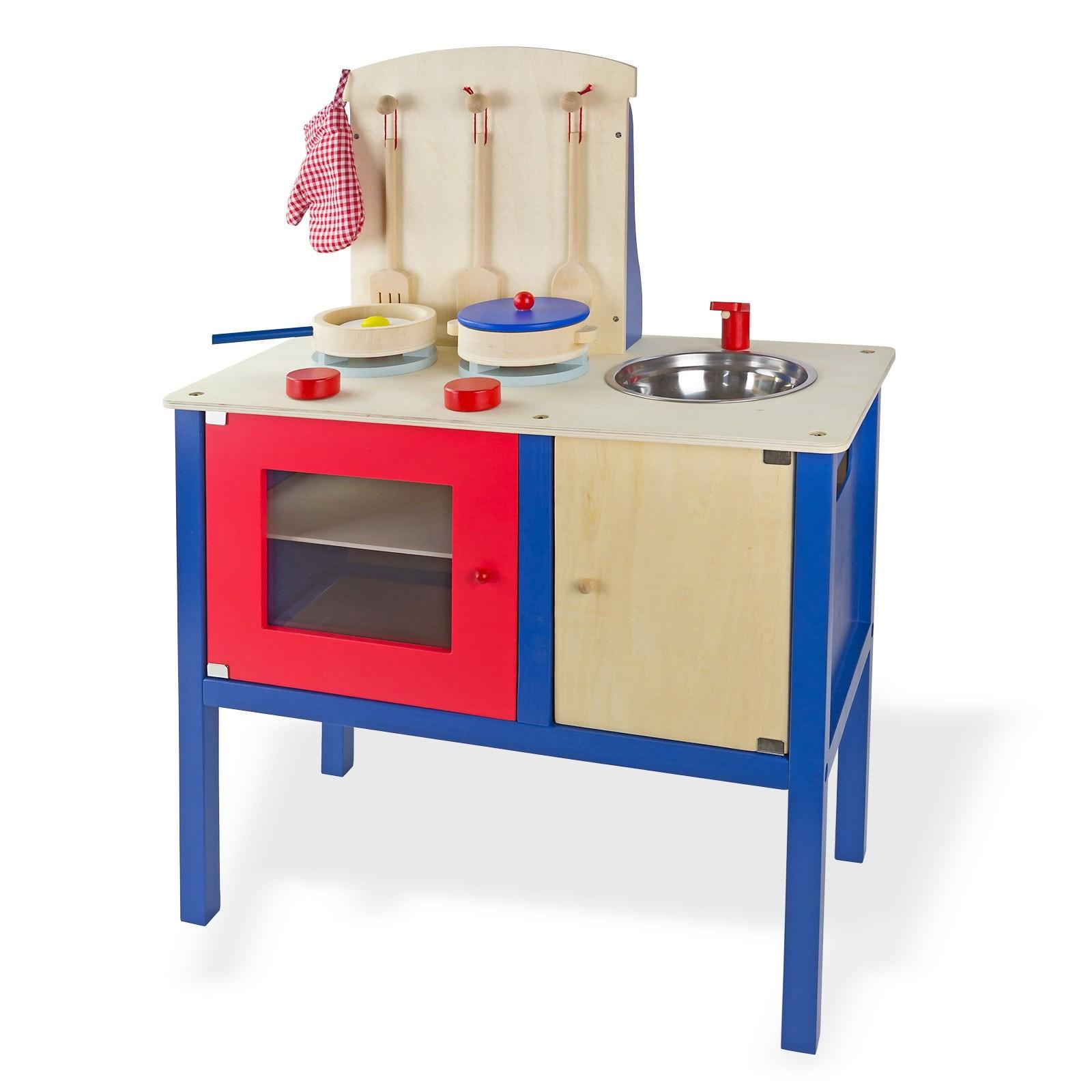 Full Size of Kinderkche Spielkche Aus Holz Mit Zubehr Kinder Spielküche Wohnzimmer Spielküche