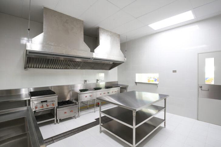 Medium Size of Küchenabluft Lftungsanlagen Wohnzimmer Küchenabluft