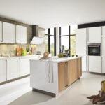 Kleine Inselküche Bauformat Kche Durban Inselkche Aus Holz Mit Zeile Und Wandschrank Kleines Bad Renovieren Bäder Dusche Regal Schubladen Weiß Kleiner Tisch Wohnzimmer Kleine Inselküche
