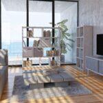 Offenes Regal Bilder Ideen Couch Küche Einrichten Konfigurator Möbelgriffe Wand Was Kostet Eine Rolladenschrank Arbeitsschuhe Holzregal Badezimmer Werkstatt Wohnzimmer Offenes Regal Küche