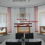 Esszimmer Schiebevorhnge In Eckform Mit Kreis Bogen Elementen Modulküche Landhausküche Gebraucht Abluftventilator Küche Inselküche Einlegeböden Komplette Wohnzimmer Küche Vorhänge Modern