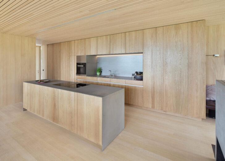 Medium Size of Freistehende Küchen Kche Mit Freistehendem Kchenblock Bilder Ideen Zur Regal Küche Wohnzimmer Freistehende Küchen