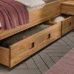 Stapelbetten Dänisches Bettenlager Wohnzimmer Einfaches Bett Schubkastenbett Stabverleimt Aus Buche Massivholz Dänisches Bettenlager Badezimmer