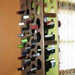Weinregal Wand Modern Wohnzimmer Weinregal Wand Modern 25 Ideen Fr Weinregale Zum Selberbauen Weinlagerung Zu Hause Tapete Küche Schlafzimmer Wandtattoo Wandtatoo Wandbild Wohnzimmer Garten