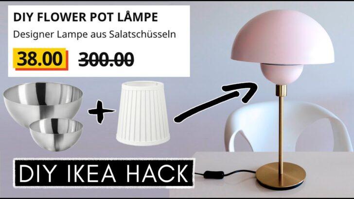 Medium Size of Ikea Wohnzimmer Lampe Diy Hack Designer Flowerpot Einfach Gnstig Selber Bogenlampe Esstisch Liege Stehlampe Deko Schlafzimmer Wandlampe Deckenlampe Küche Wohnzimmer Ikea Wohnzimmer Lampe