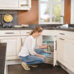 Küche Eckschrank Rondell Kche Eckunterschrank 60x60 Mae Ikea Sple Eiche Betonoptik Kleine Einrichten Wandtattoos Kräutertopf Laminat In Der Billig Kaufen Wohnzimmer Küche Eckschrank Rondell