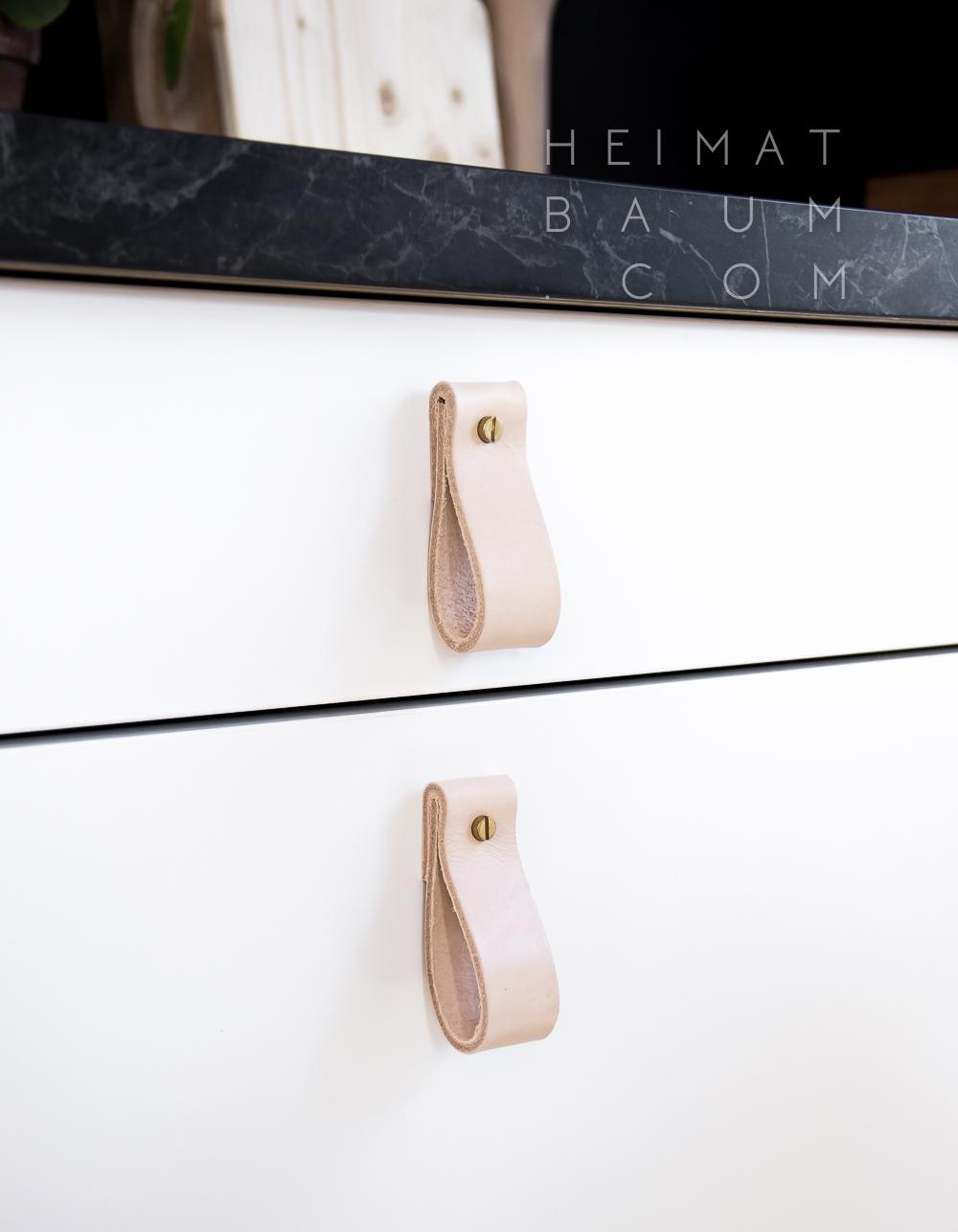Full Size of Schubladengriffe Aus Leder Diy Heimatbaum Ausgefallene Betten Möbelgriffe Küche Wohnzimmer Ausgefallene Möbelgriffe
