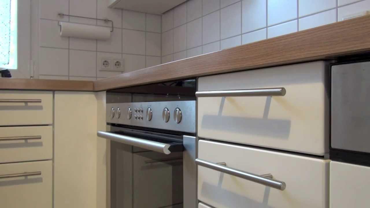Full Size of Alno Kchenschubladen Mit Defektem Softeinzug Youtube Küchen Regal Küche Wohnzimmer Alno Küchen