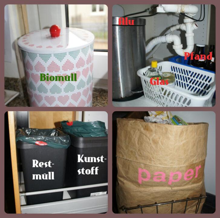 Medium Size of Müllsystem Das Mnchner Mllsystem Klingt Lahm Küche Wohnzimmer Müllsystem