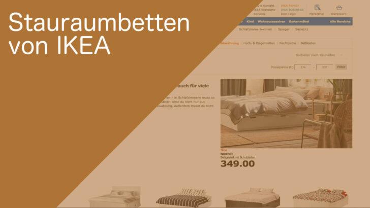 Medium Size of Stauraum Bett 120x200 Ikea Stauraumbett Massivholz Ausziehbares Designer Betten 90x200 Weiß Mit Schubladen Graues Kleinkind Konfigurieren Balinesische Wohnzimmer Stauraum Bett 120x200 Ikea