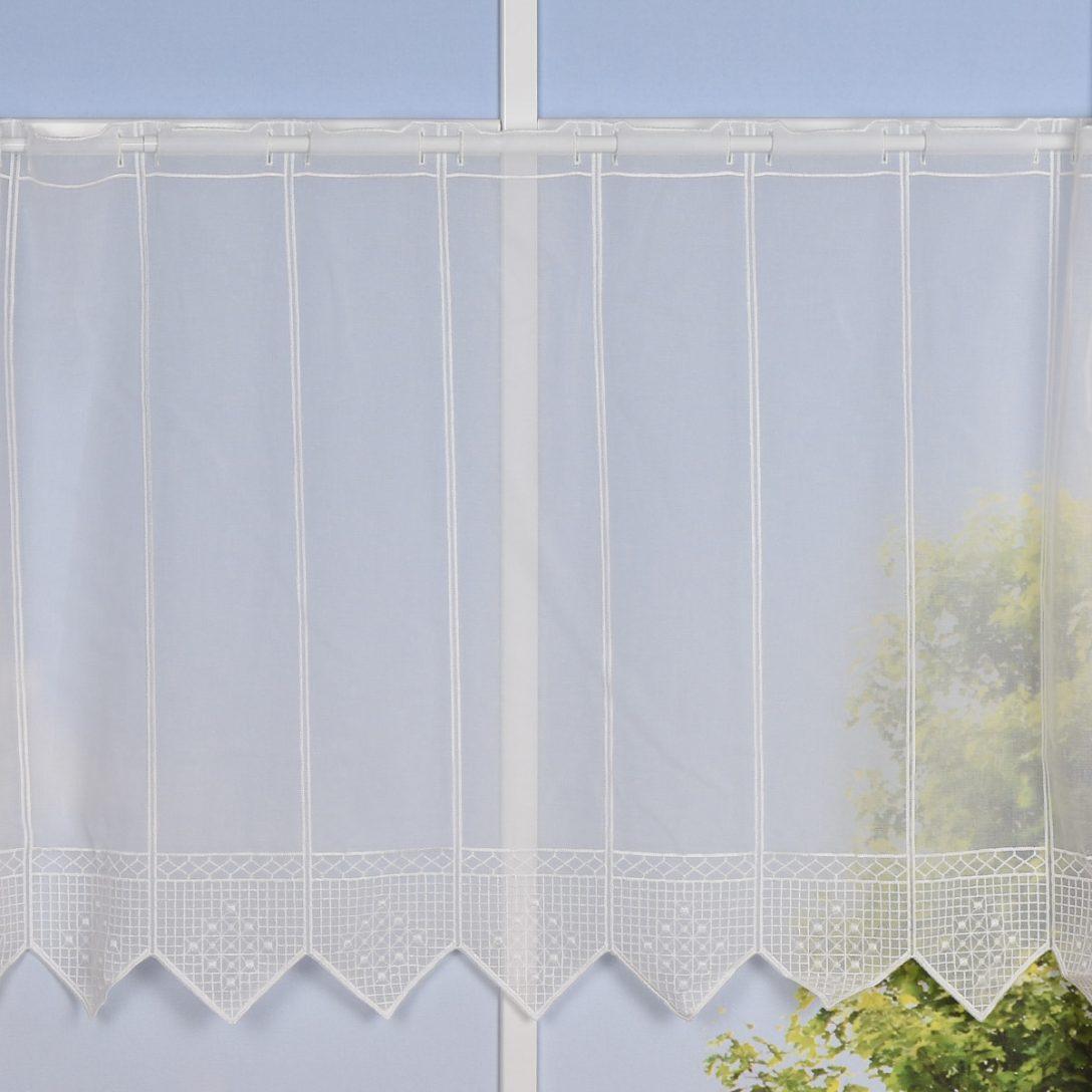 Full Size of Fensterdekoration Küche Gestaltung Kchenfenster Scheibengardine Julaine Loberon Stehhilfe Handtuchhalter Eckschrank Deckenlampe Vinyl Küchen Regal L Mit Wohnzimmer Fensterdekoration Küche