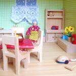 Frhstck Ist Fertig Puppenhaus Teil 7 Emma Bee Obi Einbauküche Küche Ikea Kosten Regal Grillplatte Mit Insel Kleine Einrichten Buche Treteimer Vorhänge Wohnzimmer Möbelum Küche
