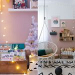 Farbfreude Kinderzimmer In Altrosa I Kolorat Küche Rosa Wohnzimmer Wandfarbe Rosa