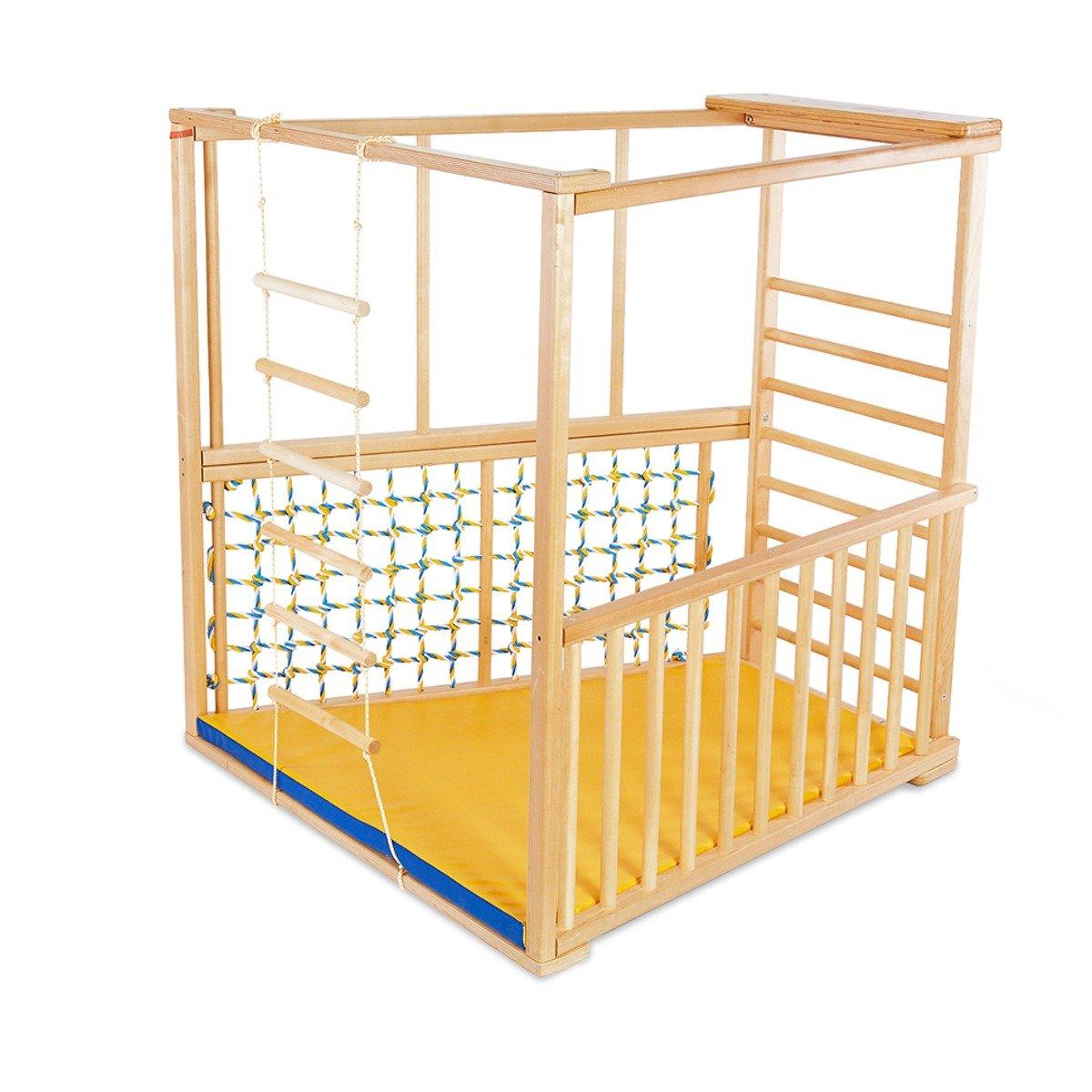 Full Size of Kidwood Klettergerüst 1 Klettergerst Segel Sport Set Aus Holz Fr Indoor Garten Wohnzimmer Kidwood Klettergerüst