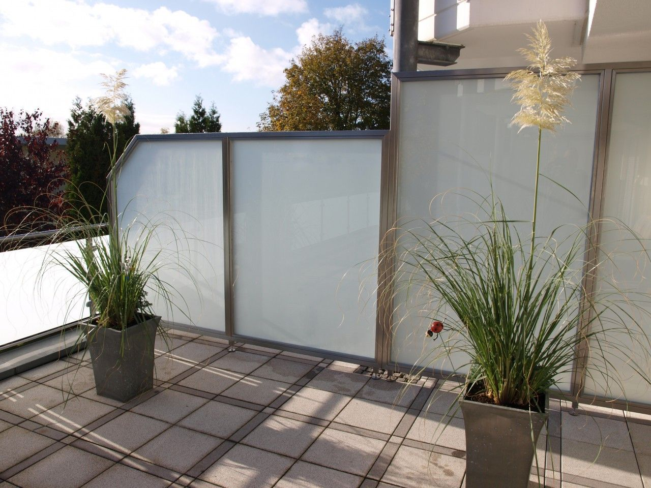 Full Size of Trennwand Balkon Sichtschutz Trennwnde Edelstahl Glas Windschutz Garten Glastrennwand Dusche Wohnzimmer Trennwand Balkon