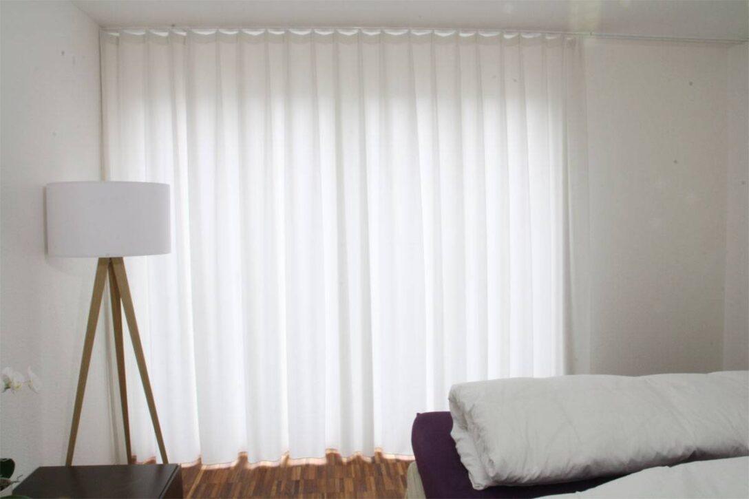 Large Size of Vorhänge Blickdichter Vorhang Lichtdurchlssig In Weiss Weisservorhangch Küche Wohnzimmer Schlafzimmer Wohnzimmer Vorhänge