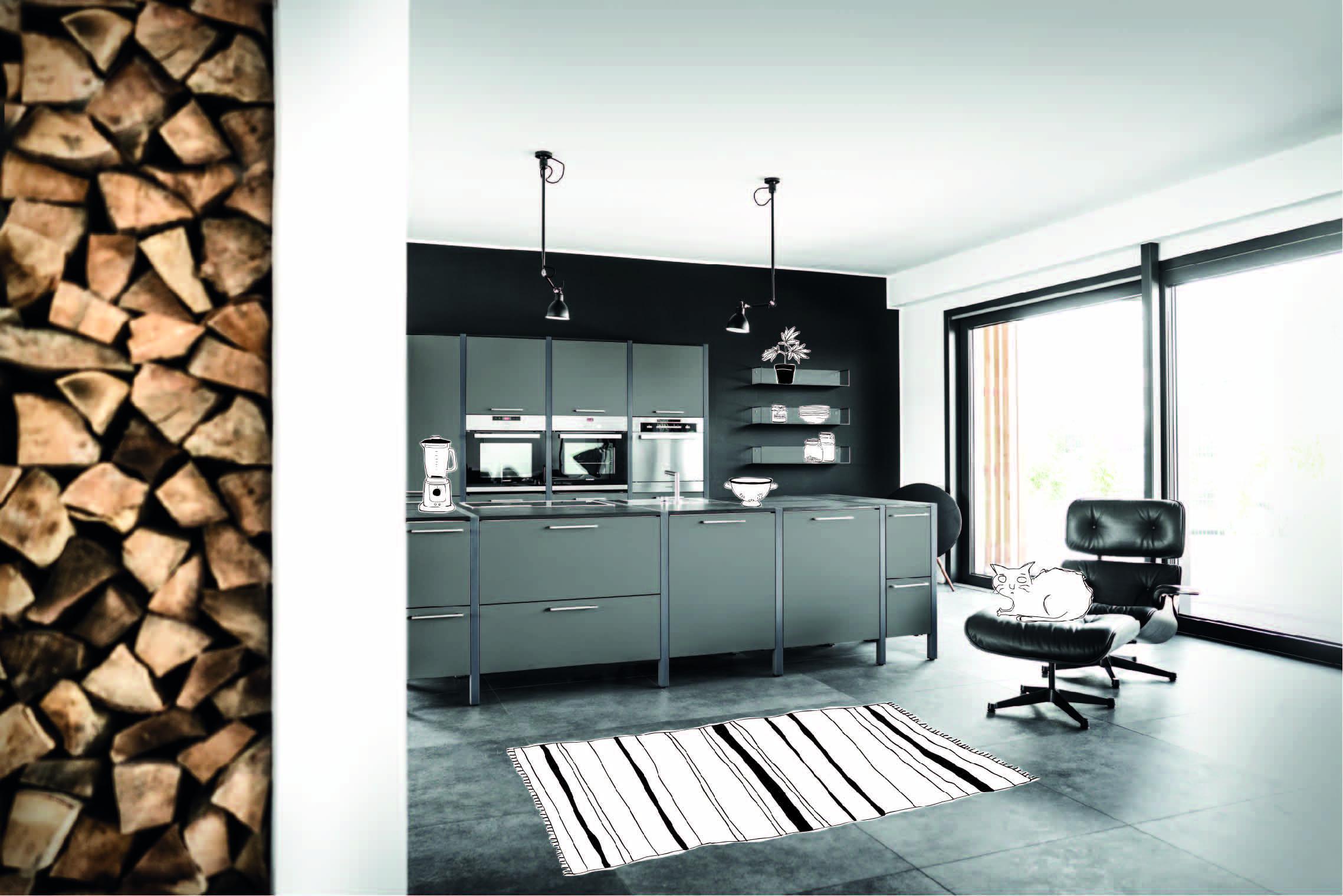 Full Size of Modulküchen Modulkche Bilder Ideen Couch Wohnzimmer Modulküchen