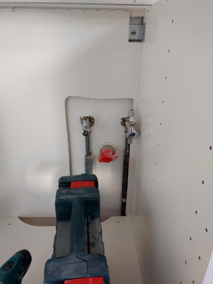 Medium Size of Wasseranschluss Küche Ikea Metod Ein Erfahrungsbericht Projekt Servierwagen U Form Mit Theke Günstig Kaufen Bauen Grau Hochglanz Einbauküche Nobilia Wohnzimmer Wasseranschluss Küche