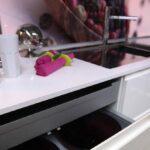 Barrierefreie Küche Ikea U Form Mit Theke Fliesenspiegel Glas Einbau Mülleimer Jalousieschrank Landhausküche Ausstellungsstück Wasserhahn Wandanschluss Wohnzimmer Barrierefreie Küche Ikea