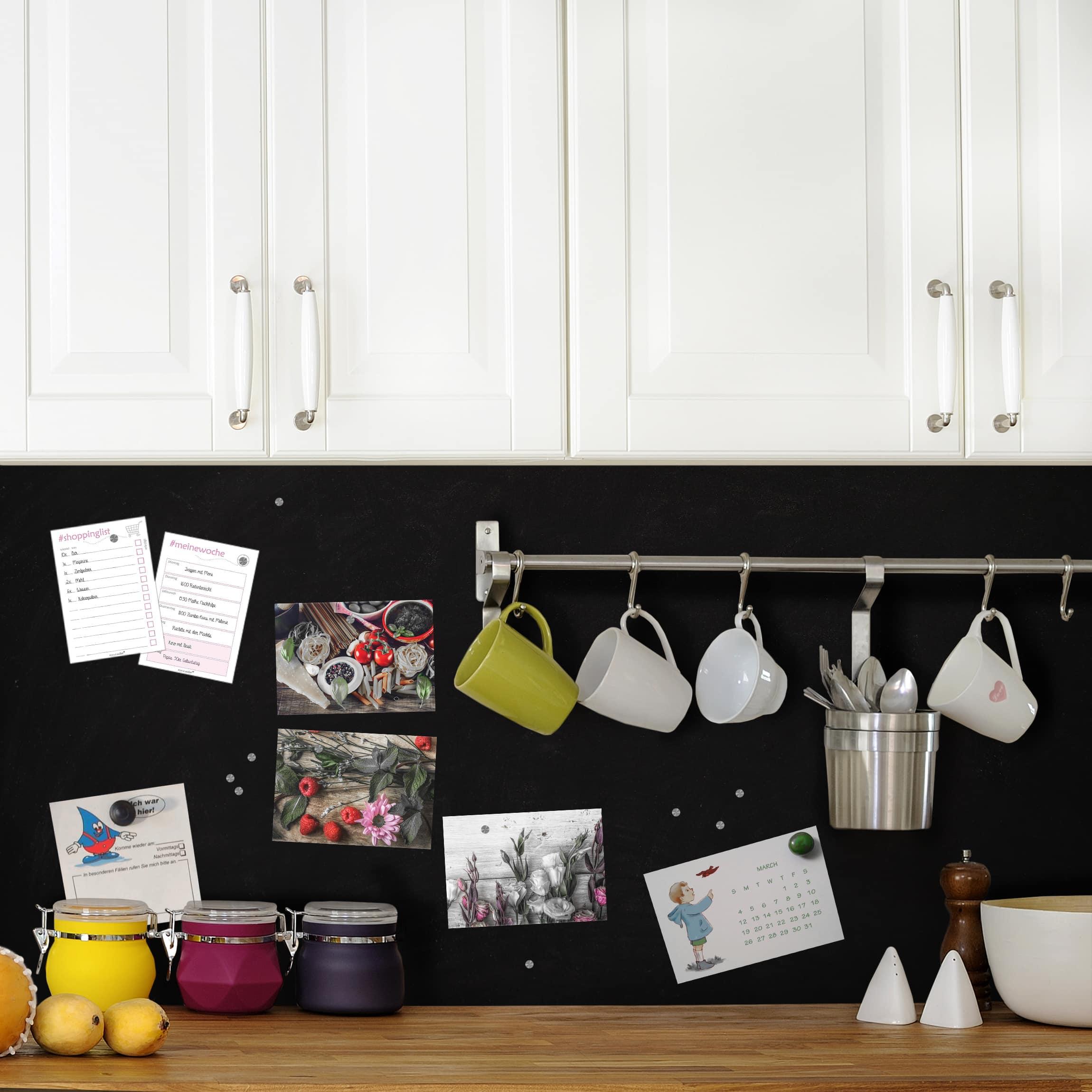 Full Size of Magnetfolie Memoboard Selbstklebend Kche Küche Wandpaneel Glas Billige Einbau Mülleimer Freistehende Ikea Miniküche Fototapete Obi Einbauküche Abfalleimer Wohnzimmer Magnetwand Küche