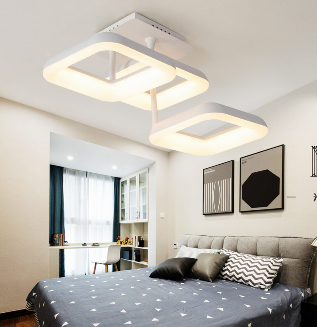 Large Size of Deckenleuchten Design Woward 36w Led Deckenlampe Wow 7103 Bad Bett Modern Esstische Schlafzimmer Küche Designer Lampen Esstisch Wohnzimmer Badezimmer Regale Wohnzimmer Deckenleuchten Design
