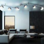 Led Beleuchtung Wohnzimmer Ebay Lampe Modern Mit Ledersofa Amazon Spots Decke Fernbedienung Planen Moderne Deckenleuchte 30 Watt Decken Spot Garten Wohnzimmer Wohnzimmer Led