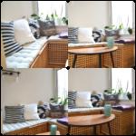 Sitzecke Küche Ikea Wohnzimmer Mein Winterbalkon Kchen Sitzecke Improvisation Ist Alles Küche Landhausstil Ausstellungsstück Vorratsdosen Wandverkleidung Kreidetafel Einhebelmischer