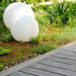 Solarkugeln Aldi Kugelleuchte Garten Sluce Globe 50cm Real Relaxsessel Wohnzimmer Solarkugeln Aldi
