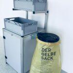 Teco Mllsammelsystem I Profiltechnik Technoco Laser Müllsystem Küche Wohnzimmer Müllsystem